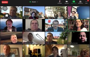 Video Konferenz Wohnungsbau